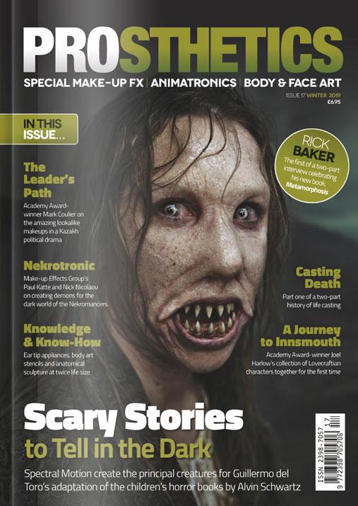 Issue 17 Winter 2019 Prosthetics Magazine